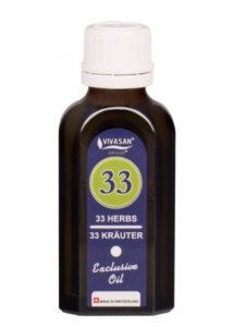 Эфирное масло «33 Травы» Классическое 50 мл.