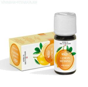 Эфирное масло Лимон 10 мл.